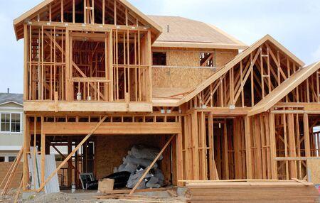 new house Banco de Imagens - 450835