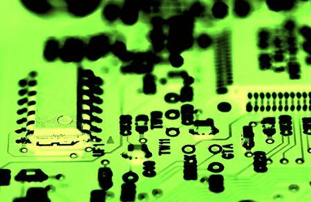 circuitboard photo