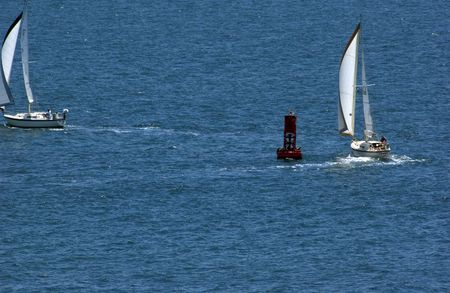 sail boats Stock Photo - 566523