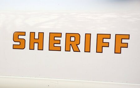 sheriff Stock Photo - 722062
