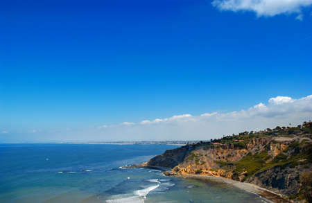 hermosa beach:  Palos verdes peninsula