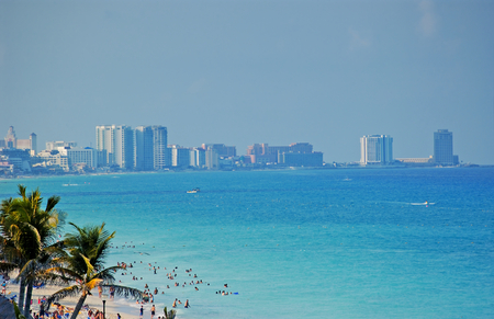 the beach in the caribbean photo