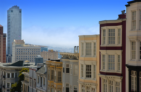 houses in san francisco photo