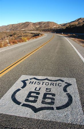 historic rout 66