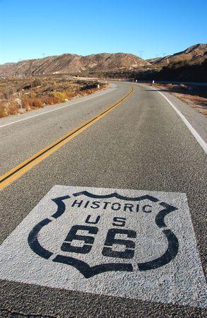 rout:  historic rout 66