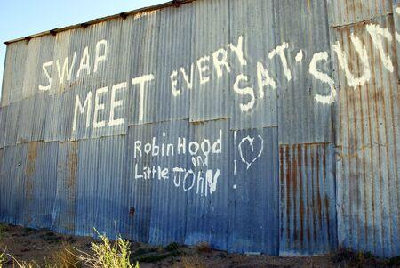 Swap Meet by johannesburg california.usa