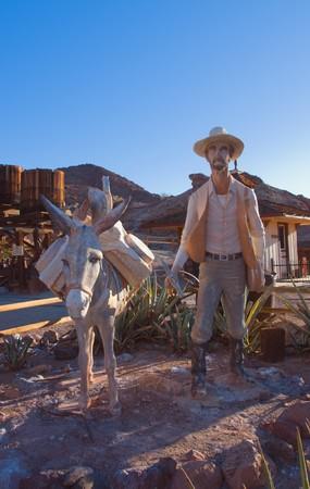 Calico, California...a ghost town and San Bernardino County Park