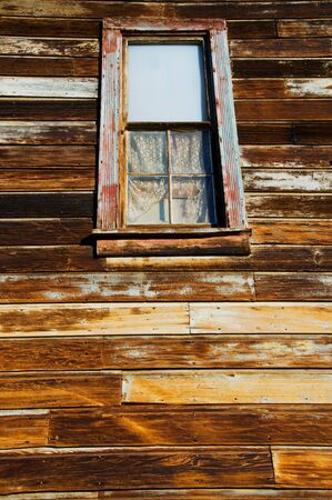 Old decayed window