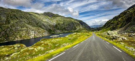 Country Road in Norway