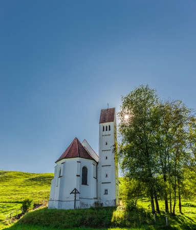 Church in Kreen in Allgäu, Germany
