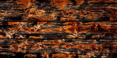 Old wood with wood grain