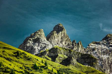 Allgäu High Alps near Oberstdorf