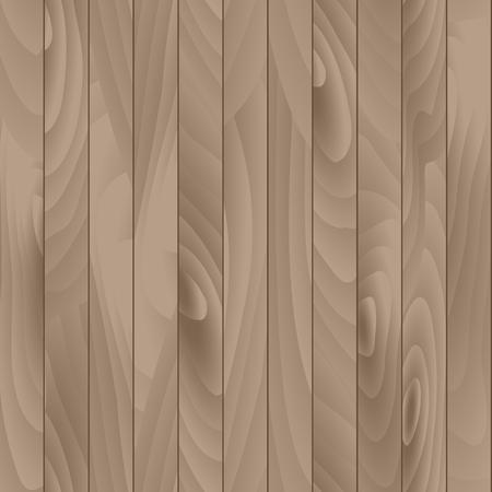 шпон: Квартира Wood Texture Вектор бесшовные Иллюстрация