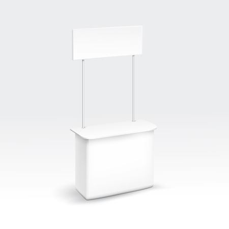 display stand: Vector Blank Exhibition Trade Stand