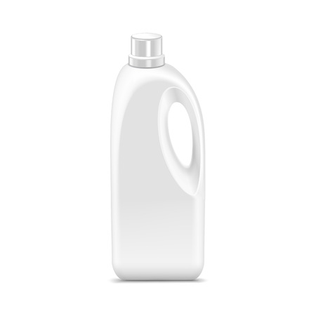 gallon: Blank Plastic Jerrycan Canister Gallon