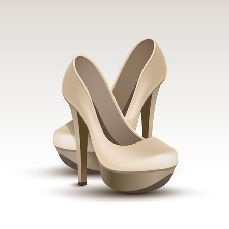 high heels shoes: Woman Fashion Shoes on High Heels
