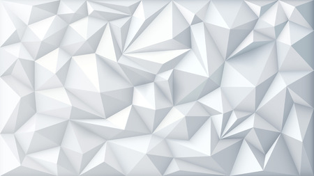 Illustration of Polygon Abstract Polygonal Geometric Triangle Background