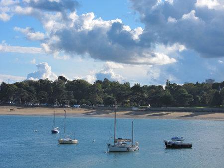 Dinard in Brittany