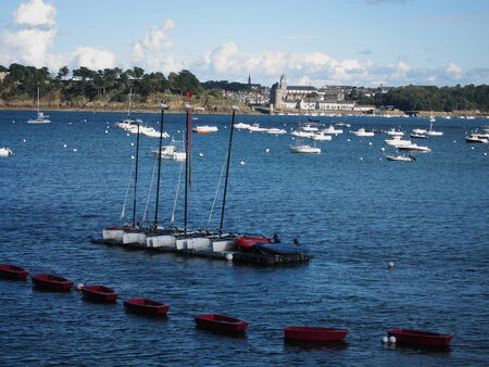 Dinard in Brittany photo
