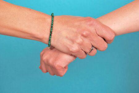 handshakes: Shaking hands Stock Photo