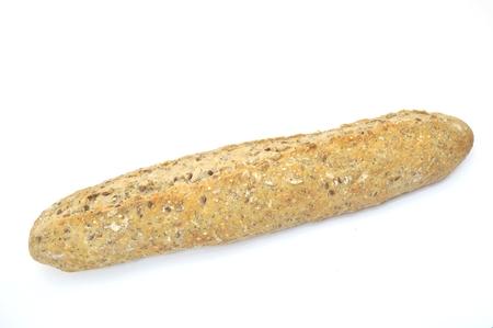wholegrain:  Organic wholegrain bread