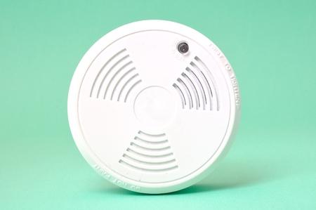smoke alarm: Smoke detector