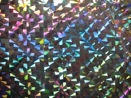 iridescent: iridescent paper Stock Photo
