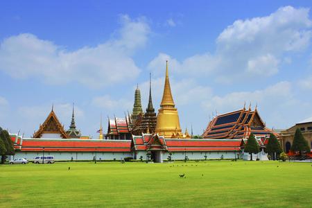 thai temple: thai temple in bangkok