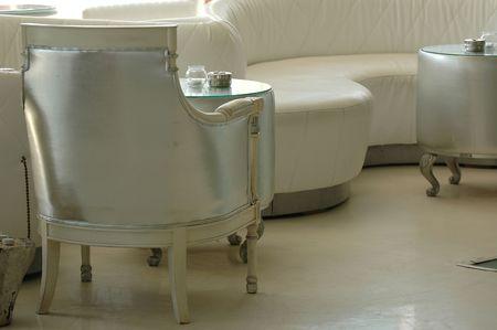 Very trendy furniture photo