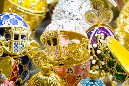 coronation:  Easter egg \Coronation\