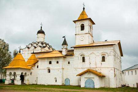 alexander: Holy Trinity Alexander Svirsky Monastery