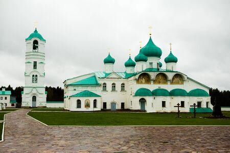 trinity: Holy Trinity Alexander Svirsky Monastery