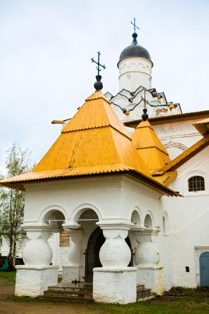 Holy Trinity Alexander Svirsky Monastery photo