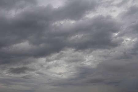gloom: Cloudy sky