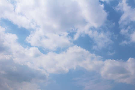 widespread: Sky and clouds Stock Photo