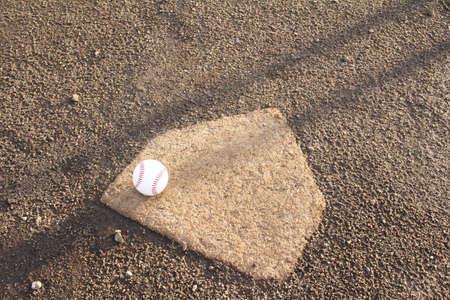 Baseball and the home base