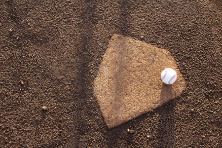 homeplate: Baseball and the home base
