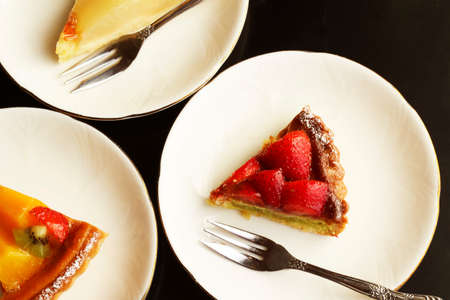fruit tart: Fruit tart cake