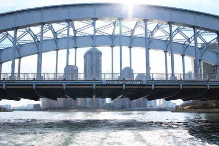 sumida: Perpetual Bridge over the Sumida River