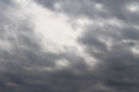 disturbing: Disturbing cloudy sky Stock Photo