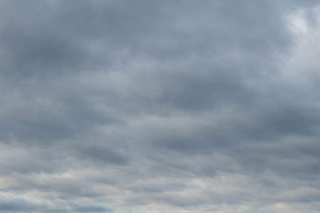 restlessness: Cloudy sky