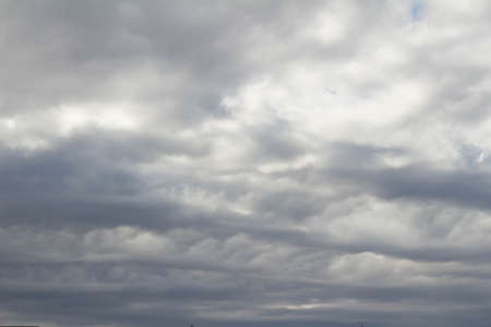 restlessness: Light leaking from the cloudy sky