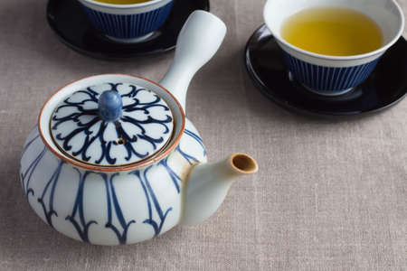 japanese tea: Japanese tea
