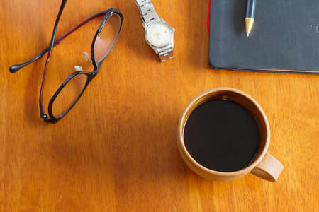 miscellaneous: Coffee and miscellaneous goods Stock Photo