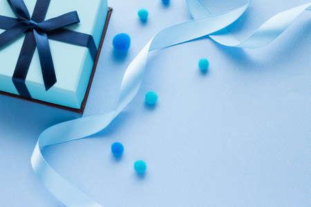 Present image Blue