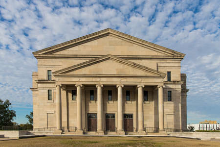 Jackson, MS /USA: Supreme Court of Mississippi building located in Jackson, MS