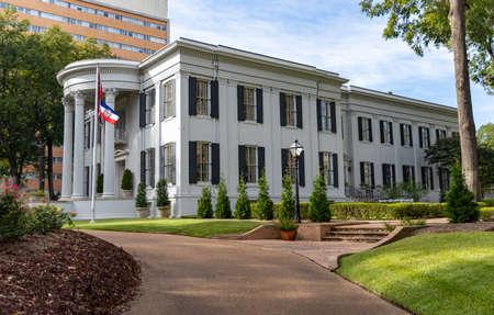 Jackson, MS / USA: Mississippi Governor's Mansion