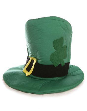 St patricks day hat studio cutout Stock Photo - 8013128