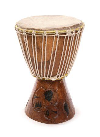 南アフリカン ドラム 写真素材