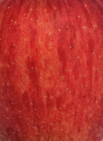Red apple background texture abstract